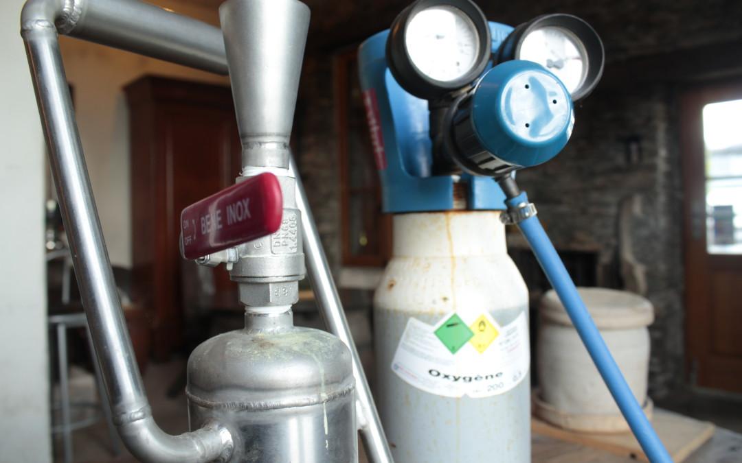 Soufre naturel, le générateur inventé pour l'utiliser