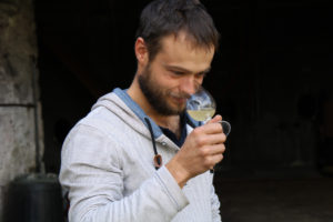 Vin, devenir vigneron #8, les vinifications, David