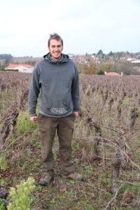 Muscadet, Les Vins Jardinés, Yoann Gillot, Monnières